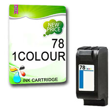 1 Colour Reman Non-OEM Ink for Deskjet 9300 930C 930cm 935c 940c Replace 78