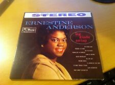 "Ernestine Anderson ""My Kinda Swing"" OOP MINI-LP cd - NO INSERTS"