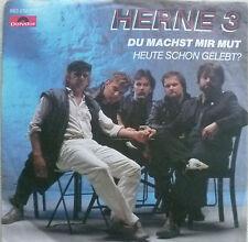 """7"""" 1985 MINT -! Herne 3: tu me fais courage"""
