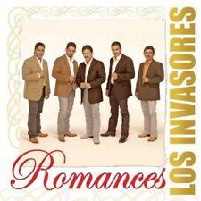 Los Invasores De Nuevo Leon - Romances [CD New]