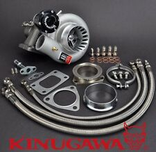 "Kinugawa Turbo FOR  3"" TD05H-20G Anti Surge w/ T3 8cm V-Band Nissan TB42 TB45"