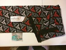 "ASSASSIN'S CREED SCARF - 70"" x 8"" - Loot Crate DX - 12/16"