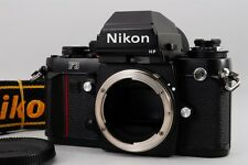 Near MINT Nikon F3HP F3 HP 35mm SLR Camera Black Body with Strap from Japan a301