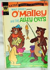 1972 Walt Disney O'Malley and The Alley Cats Comic Book #5, Blyth Doll Catalog