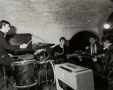 "Beatles at The Cavern Club 10"" x 8"" Photograph no 13"