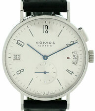 Nomos Glashütte Tangomat GMT Automatik Time Zones ⌀ 40mm klassische Herrenuhr