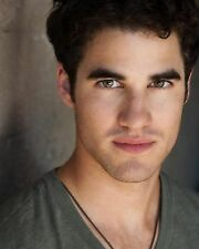 Darren Criss Glossy 8x10 Photo