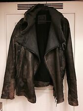Allsaints Leather guidi Jacket