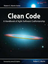 Clean Code: A Handbook of Agile Software Craftsmanship by Robert M Book | NEW AU