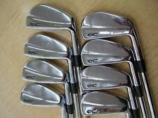 RC ROYAL COLLECTION RC Forged 8pc X-Flex IRONS SET Golf Clubs