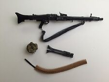 1/6th Scale Accessories - MG-30 Machine Gun (Plastic)
