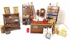 Miniature Dollhouse General Store Lot