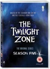 Twilight Zone - The Original Series: Season 5 (Box Set) [DVD]