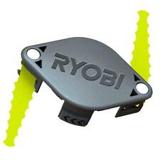 Ryobi Cordless Electric Bladed String Trimmer Head Replacement 2 Pack Attachment
