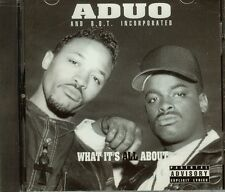 ADUO AND B.O.T. INCORPORATED - WHAT IT'S ALL ABOUT - CD - USED