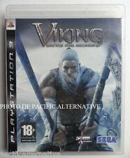 jeu VIKING BATTLE FOR ASGARD sur playstation 3 PS3 francais game spiel complet