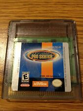 ** Tony Hawk's Pro Skater (Nintendo Game boy NES Color, 2000) **