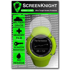 ScreenKnight Suunto Ambit 3 ejecutar Militar Escudo protector de pantalla
