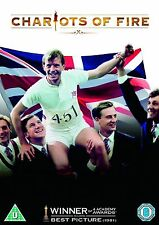 Chariots Of Fire DVD Ben Cross Ian Charleson Hugh Hudson Brand New and Sealed UK