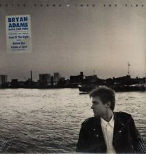 Bryan Adams Into The Fire - US LP Album