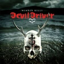 Winter Kills + T-Shirt (Best Buy Exclusive) - Devildriver (2013, CD NIEUW)