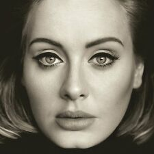 ADELE '25' VINYL LP (2015) (New & Sealed)