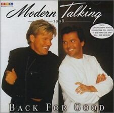 Back for Good [Modern Talking] [743215735823] New CD