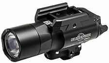 Surefire Flashlight X400 Ultra 500 Lumens Red Laser X400U-A-RD Weaponlight