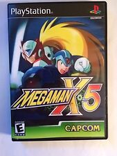 MegaMan X5 - Playstation - Replacement Case - No Game