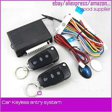 Car Remote Central Lock Locking Security Keyless Entry System For Toyota