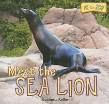 Meet the Sea Lion (At the Zoo)-ExLibrary