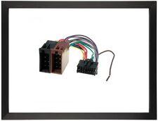 ISO Adaptateur pour pioneer deh-p4100sd deh-p3100ub deh-2100ub deh-2120ub deh-4000ub