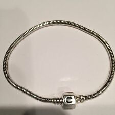 8.3  Authentic Chamilia Bracelet  New Never worn