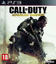 PS3 PLAYSTATION 3 CALL OF DUTY ADVANCED WARFARE - ORIGINALE E ITALIANO