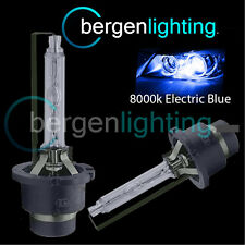 2X 8000K D4S XENON HEADLIGHT BULBS ELECTRIC BLUE FOR LEXUS IS IS200 IS220