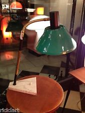 LAMPADA DA TAVOLO STILUX MILANO TABLE LAMP SIGNED