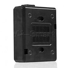 Hot Black Plastic Enclosure Protective Case Cover for Arduino UNO R3 Compatible