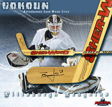 TOMAS VOKOUN Signed Sher-Wood Player Model Stick