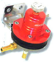 FSE SBV ADJUSTABLE FUEL PRESSURE REGULATOR 8mm UNIONS SBV001