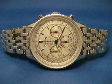 BREITLING NAVITIMER MONTBRILLANT A30030.2 AUTOMATIC 3 REG CHRONOGRAPH IN BOX