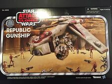 Star Wars Vintage Collection Republic Gunship MISB