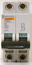 New Schneider Multi-9 Merlin-Gerin 2 Amp Miniature Circuit Breaker, 24654