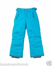 Muddy Puddles Salopettes Ocean Blue 11-12 Years Ski Snow 102669
