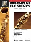 Essential Elements for Band Book 2 with EEi Bb Bass Clarinet Book Medi 000862593