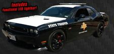 ACME Dodge Challenger SRT8 Texas Highway Patrol Limited pcs 1:18 New Item*