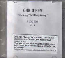 Chris Rea-Dancing The Blues Away Promo cd single