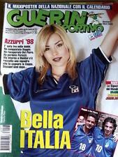 Guerin Sportivo 23 1998 Roberto Baggio e ALex Del Piero [GS24]
