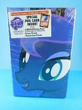 My Little Pony CCG Princess Luna Collector's Box w/ Special Foil Card New Sealed