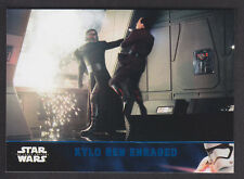 Topps Star Wars - The Force Awakens Series 2 - Blue Parallel Card # 19