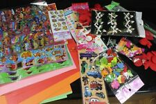 Children's Crafts Mixed Kits Cardmaking Scrapbooking Dolls cards  Over200pcs K80